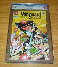Vanguard Illustrated #2 CGC 9.2 pacific comics - dave stevens - 1st stargrazers