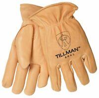Tillman 865 Top Grain Deerskin Thinsulate Lined Winter Gloves Various Sizes S-XL