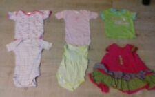 Lot 10 vêtements fille été 12 mois