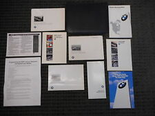 1994 BMW 740i 7 Series Owners User Manual Set w Case 740il Factory Books 1995