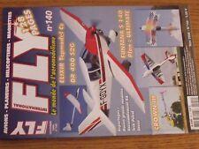 $$$ Revue Fly International N°140 ElixirDR 400 S2GFuntana S 140Crown III