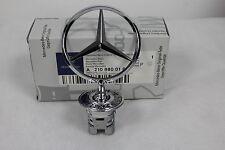 Genuine Mercedes Bonnet Star Emblem Badge Genuine NEW 93-08 A2108800186 NEW