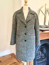 Jaeger Ladies Wool Tweed Coat , Size 10