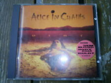 ALICE IN CHAINS - DIRT CD  - SONY 1992 - GRUNGE ROCK