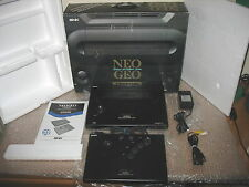 NEO GEO AES HOME CART NEO-0 CONSOLE VERY LOW SERIAL!FIRST RUN MOTHERBOARD!