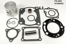 New Top End Gasket 54mm Piston Bearing Set For Honda CR125R 2000 2001 2002 Motor