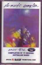 Promo Pop 1990s Music Cassettes