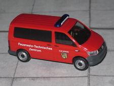 Herpa 093392 - Volkswagen VW T6 Bus - Feuerwehr Ilmkreis Thüringen
