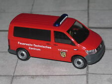 "Herpa 093392 VW T6 Bus ""fw Ilmkreis Thüring"