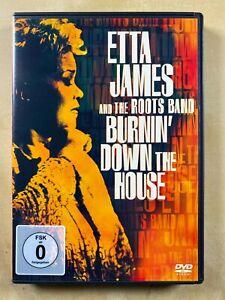 Collection of Music DVDs (80's Pop Video, Paul McCartney, Sting, Etta James)