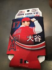 Can Cooler Shohei Ohtani Angels 17 Coozie Koolie Official Usa 2 sided-flip