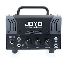 JOYO Zombie Bantamp Guitar Amplifier head 20w Tube 2 Channel Bluetooth New !
