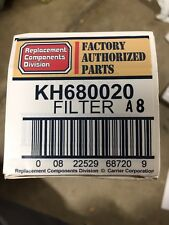 New listing Nib Factory Authorized Parts Filter Kh680020 - Carrier