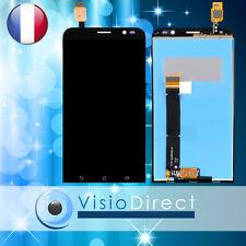 Ecran complet pour Asus Zenfone Go ZB551KL X013D X013DB noir vitre tactile + LCD