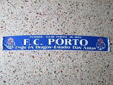 d4 sciarpa PORTO FC football club calcio scarf schal portogallo portugal