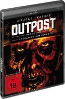 Outpost 1 + 2 (Black Sun / Operation Spetsnaz) [Blu-ray/FSK 18/NEU/OVP]