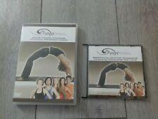 DVD + CD YOGA FITNESS ENTRAINEMENT ENGLISH FRANCAIS ESPANOL ITALIANO NEDERLANDS