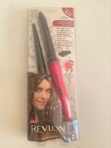 Revlon Curl Collection 2in1 Clipless Styling Iron MODEL RVIR3022C NEW  SEALED