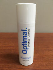 Optimal Science For Men - chronoFIGHT - Daily Face Wash- New  US Seller