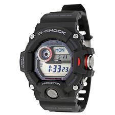 Casio G-Shock Black Resin Mens Watch GW9400-1