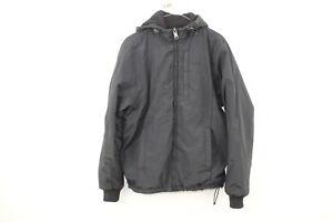 Mens Schott Black reversible Jacket size S No.S739 28/3