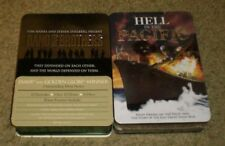 Band Of Brothers Hell In The Pacific 11 DVDs Tin Box WWII Pacific War