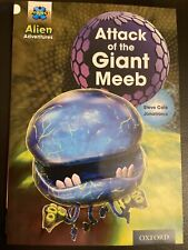 Oxford Reading Tree - Project X - Level 10 Ant &Tiger Attack Of The Giant Meeb