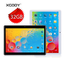 "10.1"" Inch Android 6.0 XGODY Tablet Pc 1+32Gb Dual SIM&Cam 3G HD WIFI Bluetooth"