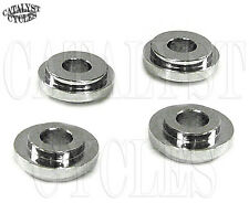 Solid Handlebar Mounts for Harley Solid Riser Mounting Adapters 1973-15