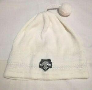 Descente Vintage Winter Hat Ski Snowboard Beanie Cap Knited
