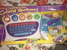 NEW Fisher-Price Computer Cool School Fun-2-Learn  New in box