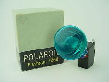 Polaroid Flashgun # 268 Flash for M3 Clear Bulb - Boxed