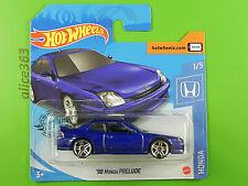 Hot Wheels 2020 - ´98 Honda Prelude - Honda - 166 - Nuevo en Embalaje Original