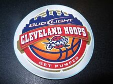 BUD LIGHT Cleveland Cavaliers get pumped Budweiser STICKER decal beer brewing