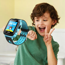 GPS Kids Smart Watch for Christmas Gift SIM Card Support Watch Anti-lost SOS