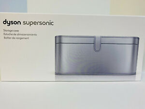 Dyson Supersonic Hair Dryer Platinum Storage Case