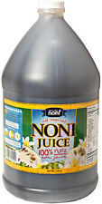 NEW FRESH 100% PURE HAWAIIAN NONI JUICE ~ 1 GALLON