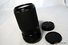 Pentax Sigma 80-200mm f4.5-5.6 lens zoom PK M manual fo