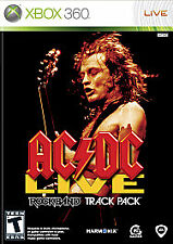 AC/DC Live: RockBand Track Pack Xbox 360 CODE by EBAY MESSAGES NO SHIPPING