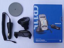 Nokia CR-115 Handy KFZ-Halterung inkl. HH-20 und Ladegerät DC-4 wie neu in OVP