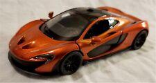 Kinsmart - 1:36 Scale Model McLaren P1 Orange (BBKT5393DO)
