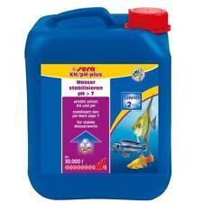 5 Liter Kanister sera KH/pH-plus für 30.000 Härteliter Sü�Ÿwasser,  Aquarium