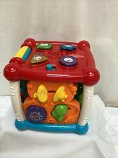 VTech Baby Turn and Learn Baby Activity Cube   Interactive Educational Toy