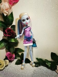 Monster High Doll Abbey Bominable Scaris City Of Frights