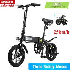 DOHIKER Bicicletta Elettrica Pieghevole Mountain E-bike Ciclomotori 250W 36V EU