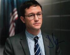 JOSEPH GORDON-LEVITT.. as Edward Snowden - SIGNED