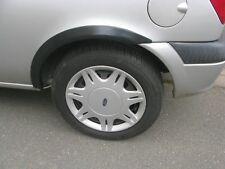 Radlauf Ford Fiesta 3-Türer hinten Zierleisten Radlaufleisten Radläufe 2