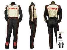 CRG Go kart race suit CIK/FIA Level 2 approved 2015 new style