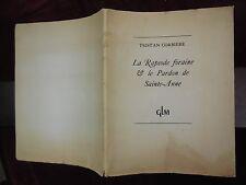 TRISTAN CORBIERE: LA RAPSODE FORAINE & LE PARDON DE SAINTE-ANNE/FRANCE/1946 LTD