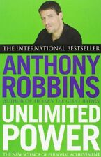 Unlimited Power: The New Science of Personal Achievement,Tony Robbins, the Auth